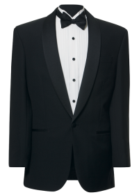 Tuxedo suit from our Private Collection.  We stock both Slimfit and Classic fit and hire includes the usual- Jacket, Trousers, shirt and neckwear. $197 Hire.